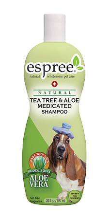 ESPREE SHAMPOO TEA TREE & ALOE 590ml