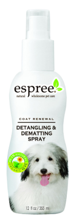 ESPREE DETANGLING & DEMATTING SPRAY 355ml