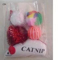 CAT TOY ASSORTED PACK