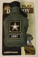 TOY ARMY WATER BOTTLE