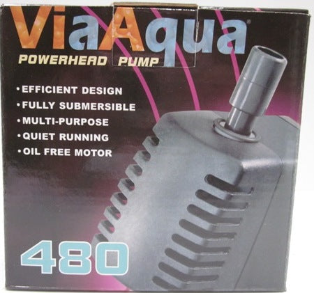 POWERHEAD PUMP VA480 600L/HR