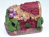 ORNAMENT RESIN TREASURE CHEST MINI