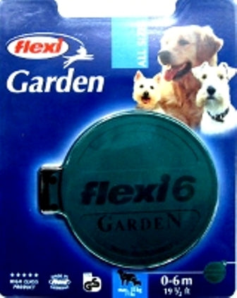 RETRACTABLE FIXED LEAD FLEXI GARDEN