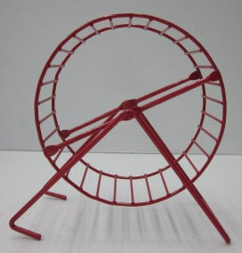 EXERCISE WHEEL METAL 12cm