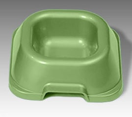 BOWL PLASTIC HEAVYWEIGHT SMALL