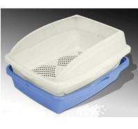 SIFTING CAT LITTER  PAN