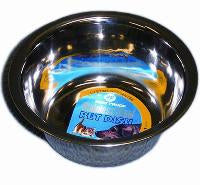 BOWL STAINLESS STEEL 5QT MIRROR FINISH