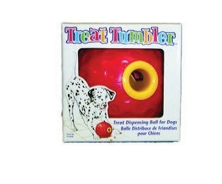 DOG TRAINING TREAT BALL 4.5""