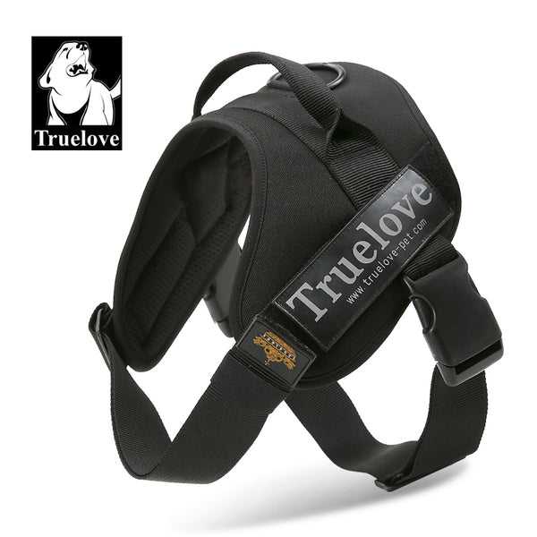 OUTDOOR HARNESS BLACK LARGE