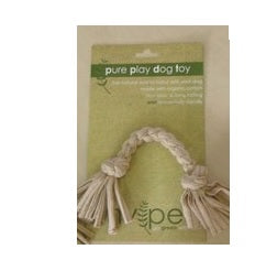 TOY DENTAL COTTON BONE LARGE