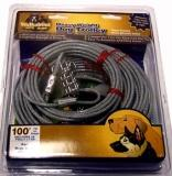 TIE-OUT CABLE DOG TROLLEY MEDIUM WEIGHT DOG 100' (30.0m)