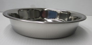 BOWL STAINLESS STEEL PUPPY 20cm