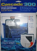 FILTER REPLACEMENT CARTRIDGE FOR CASCADE 300  1PACK