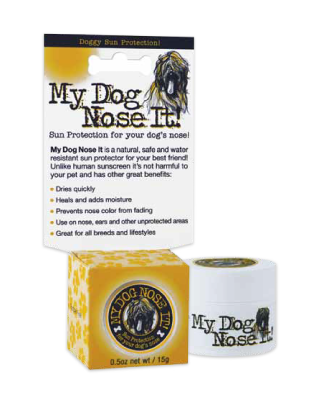 MY DOG NOSE IT SUNBLOCK  0.5oz