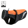 DOG COAT REFLECTIVE ORANGE 36cm