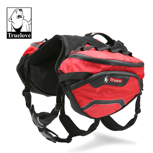 BACKPACK RED LARGE