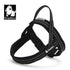 LIGHT WEIGHT SOFT HARNESS BLACK LARGE