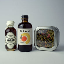 Load image into Gallery viewer, Lemon Ginger Hot Toddy Cocktail Kit