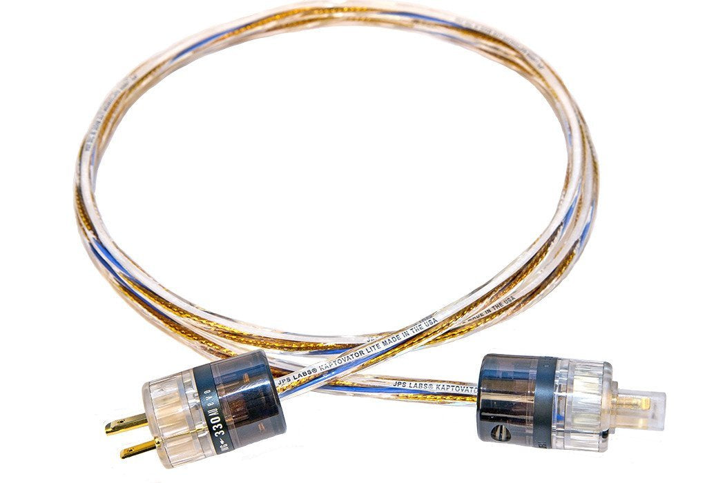 JPS Labs Kaptovator Lite High Performance AC Cable