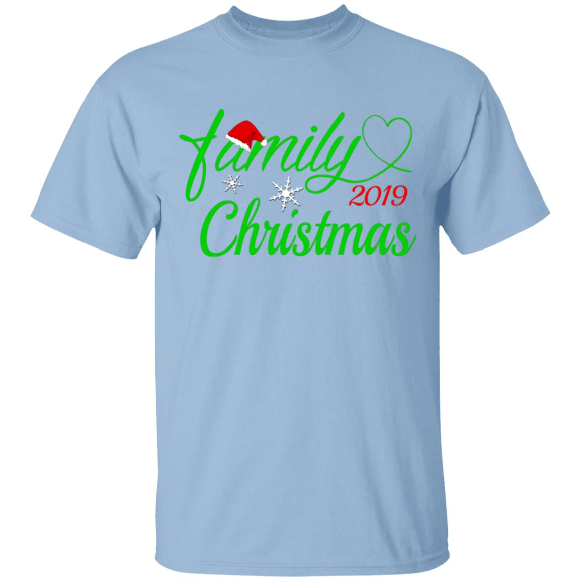 Family Christmas 2019 T-Shirt