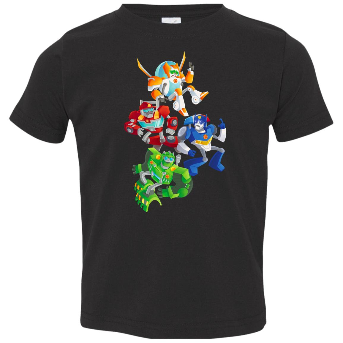 Transformer rescue bots fall to the rescue Toddler T-Shirt