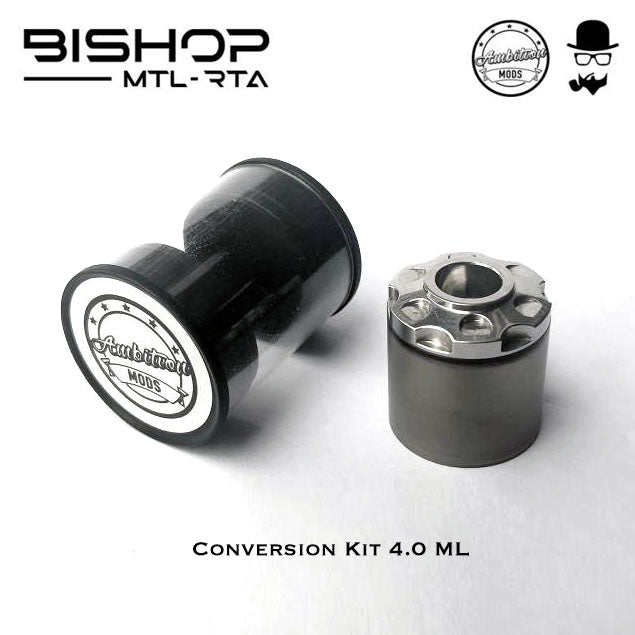 Bishop Conversion kit da 2ml a 4ml