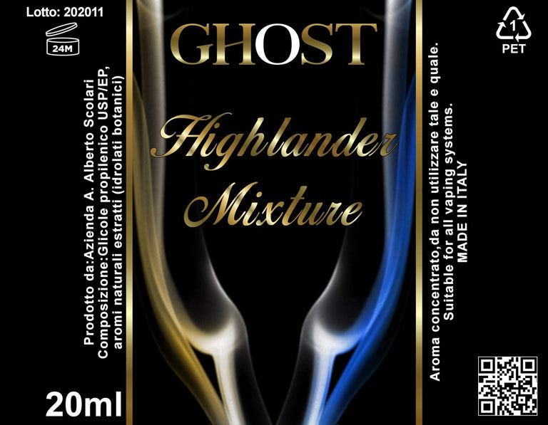 Highlander mixture - Ghost