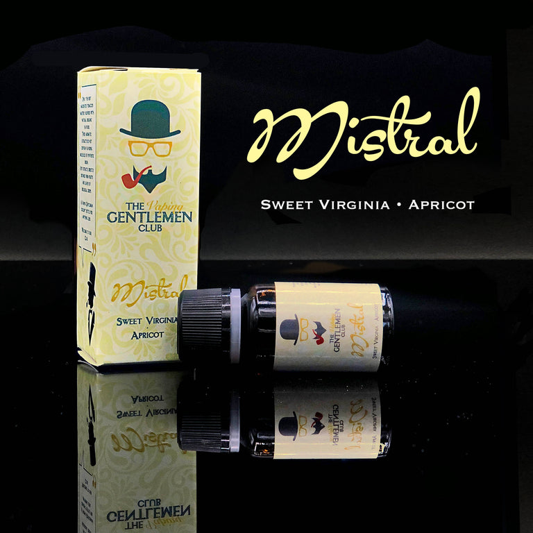 Mistral - Sweet Virginia & Apricot