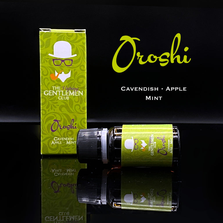Oroshi - Cavendish, Apple & Mint