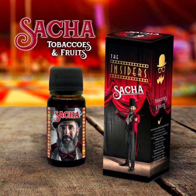 Sacha - Tobaccoes & Fruits