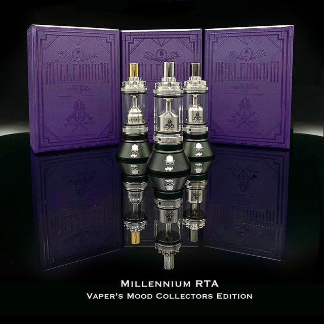 Millennium RTA - VAPER'S MOOD LIMITED EDITION