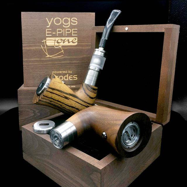 Yogs E-Pipe One powered by Dicodes
