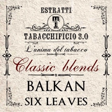 Balkan Six Leaves