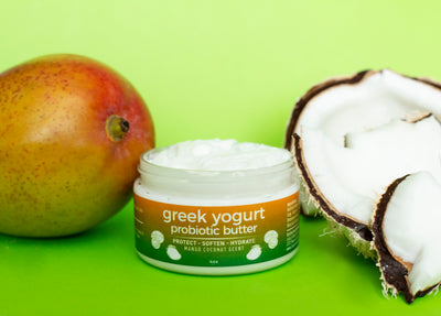 Greek Yogurt Probiotic Butter