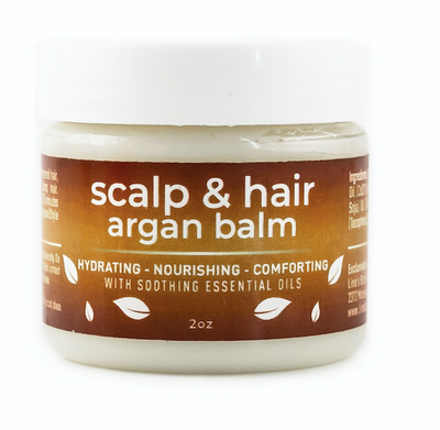 Scalp & Hair Argan Balm