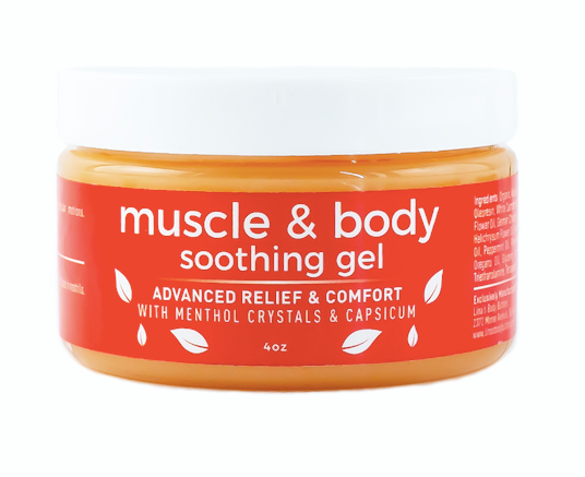Muscle & Body Soothing Gel
