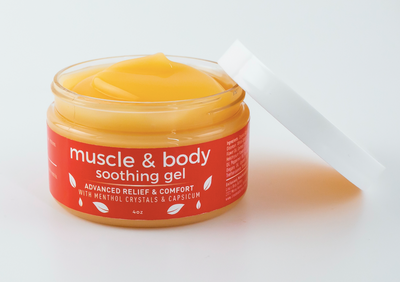 Muscle & Body Soothing Gel - Subscription
