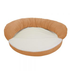Dog Bed Orthopedic Joint Relief Bolster Bed