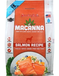 Grandma Lucy's Macanna Salmon Grain Free Dog Food