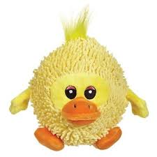 Dog Toy Duck Chick Medium/Large
