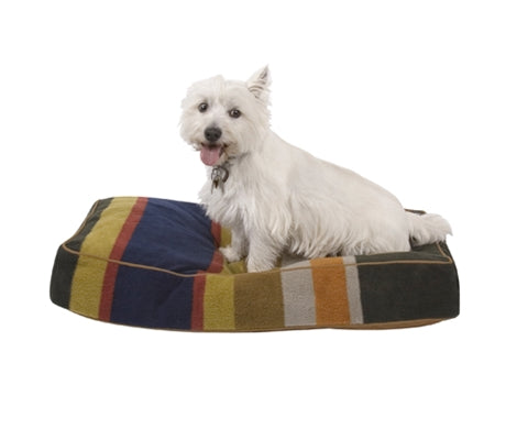 Dog Bed Plush Crater Lake National Park Collection
