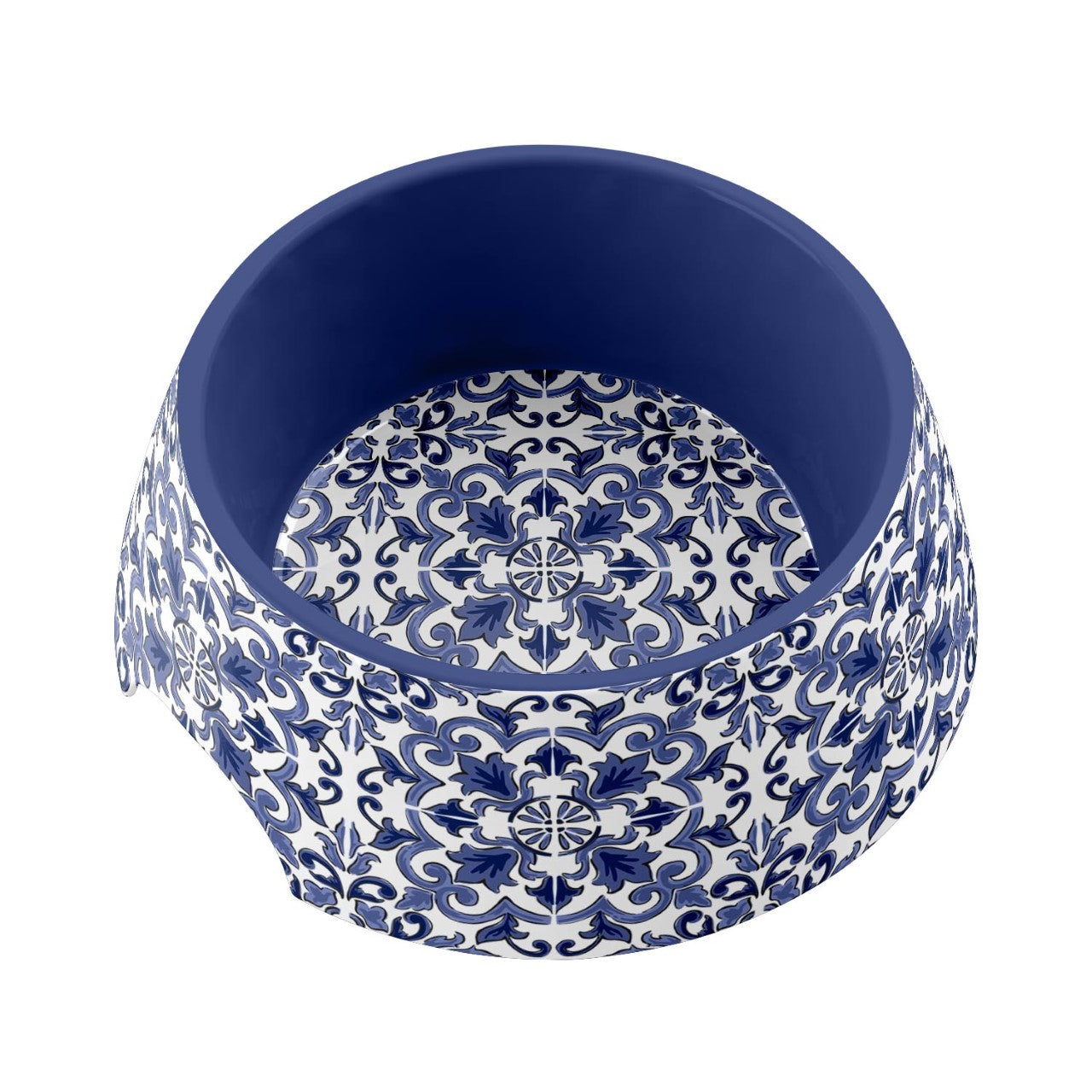 Dog Bowl Canyon Clay Indigo by TarHong