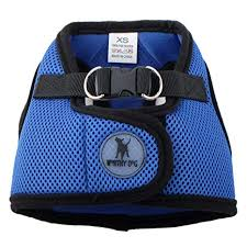 Dog Harness Blue