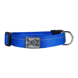RC Pets Dog Collar Blue Small