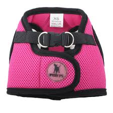 Dog Harness Pink