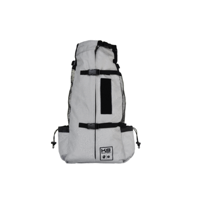 K9 Sport Sack Light Grey Air Forward Facing Backpack Dog Carrier