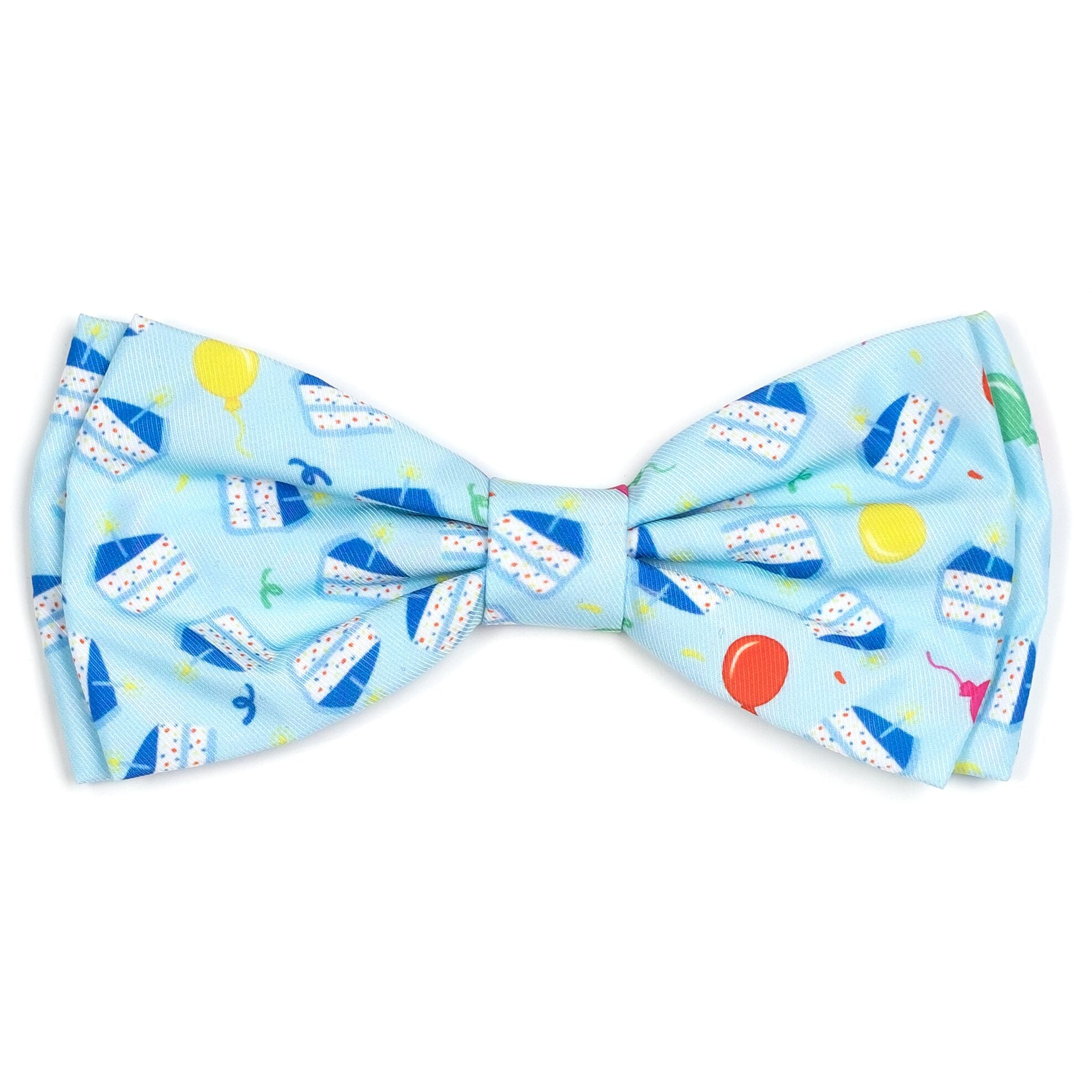Dog Bow Tie Birthday Collar Attachment