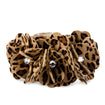 Cheetah Couture Tinkie Flowers Collar front view