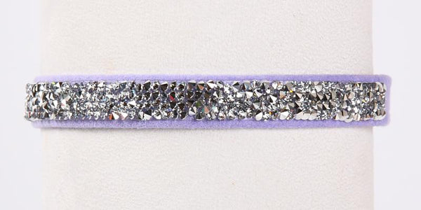 Crystal Rocks Collar french lavender