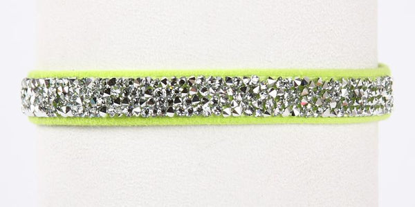 Crystal Rocks Collar kiwi